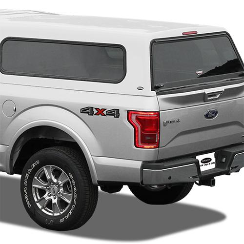 Custom-Truck-Caps-Ford-Echo-Silver