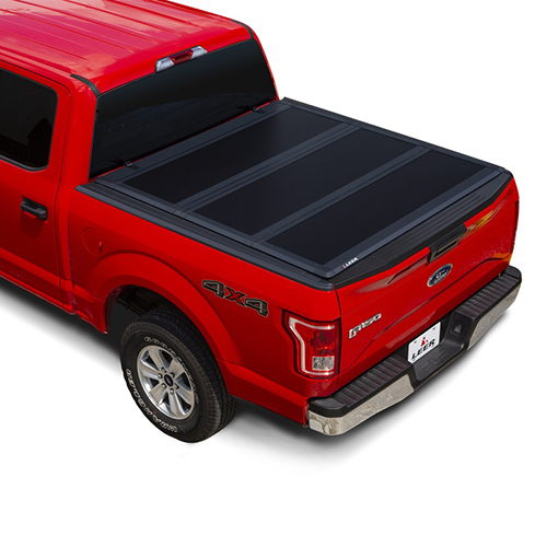 Tonneau Cover Folding Image