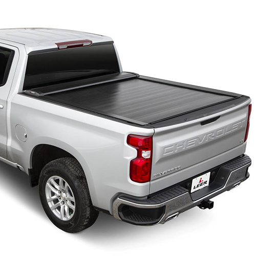 Tonneau Cover Retractable Image