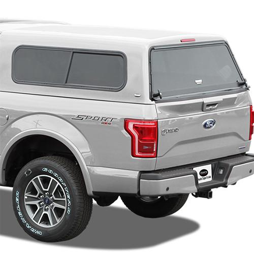 Sierra Truck Cap Image