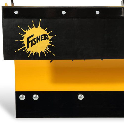 Fisher Deflector Rubber 10 Image