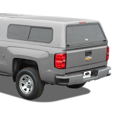 Ranch Sierra Cab Hi Truck Cap