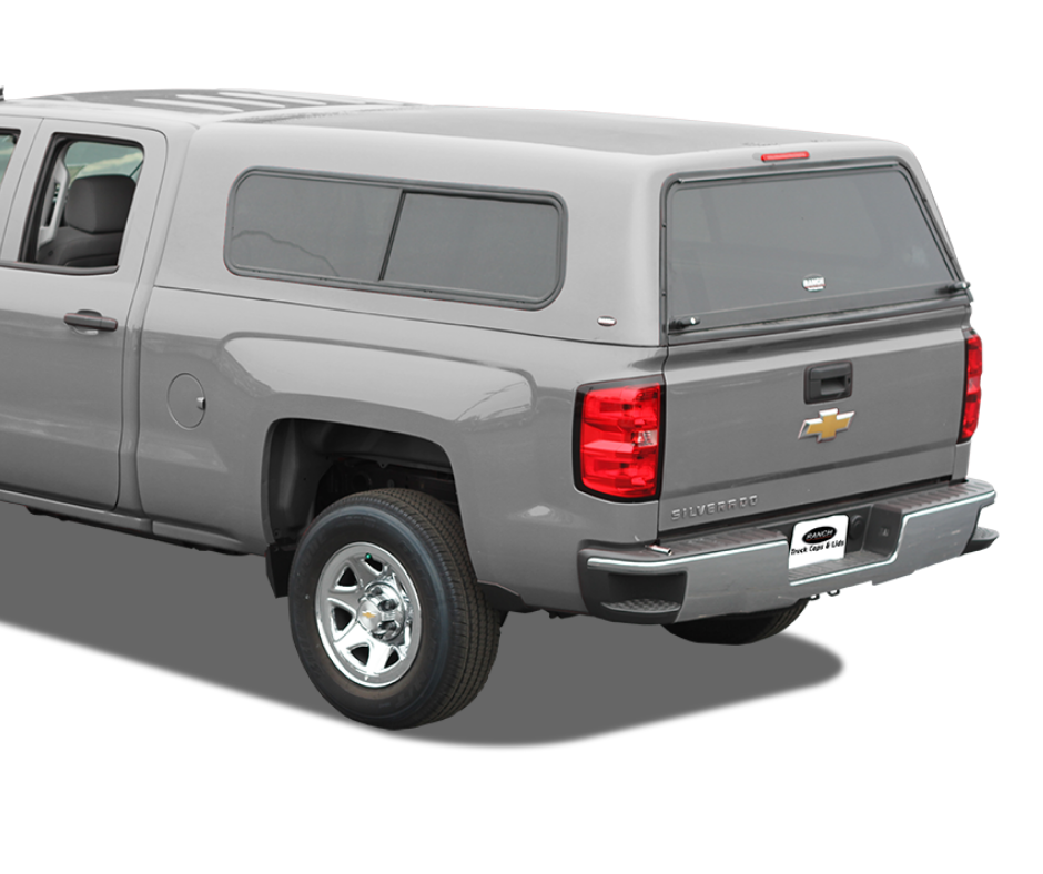 Ranch Sierra Cab-Hi Truck Cap Image