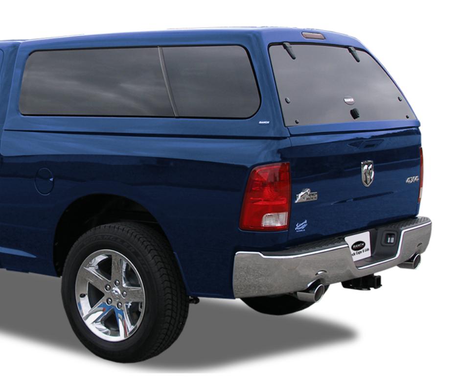 Ranch Premier Cab-Hi Truck Cap Image