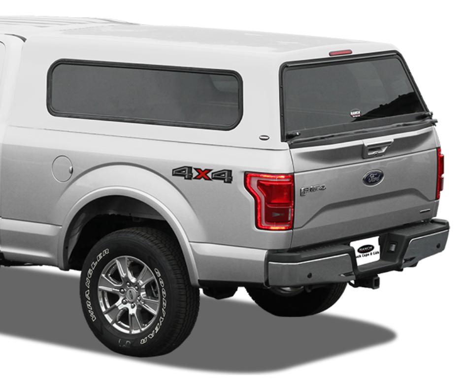 Ranch Echo Cab-Hi Truck cap Image