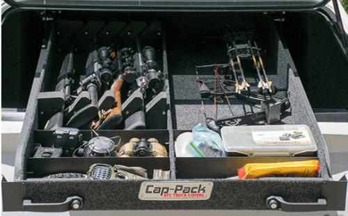 Cap Pack Storage System Image