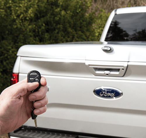 Lid Keyless Entry Ranch Image