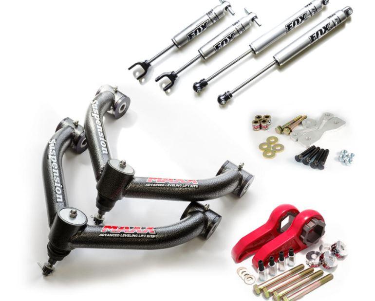 Suspension Maxx 3 Inch GMC Leveling Kit Image
