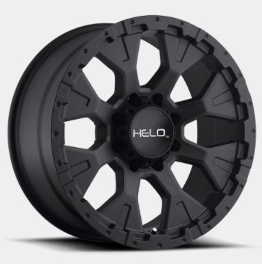WheelPro Helo HE878 Image