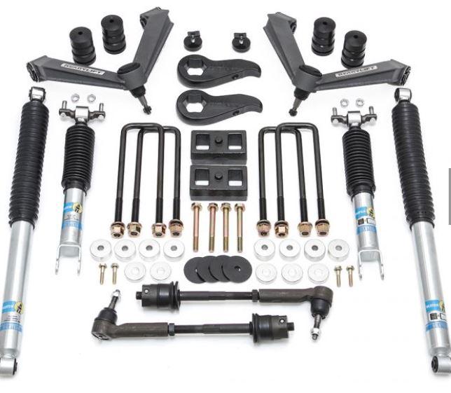 Ready Lift GMC 3.5 Inch Lift Kit Image