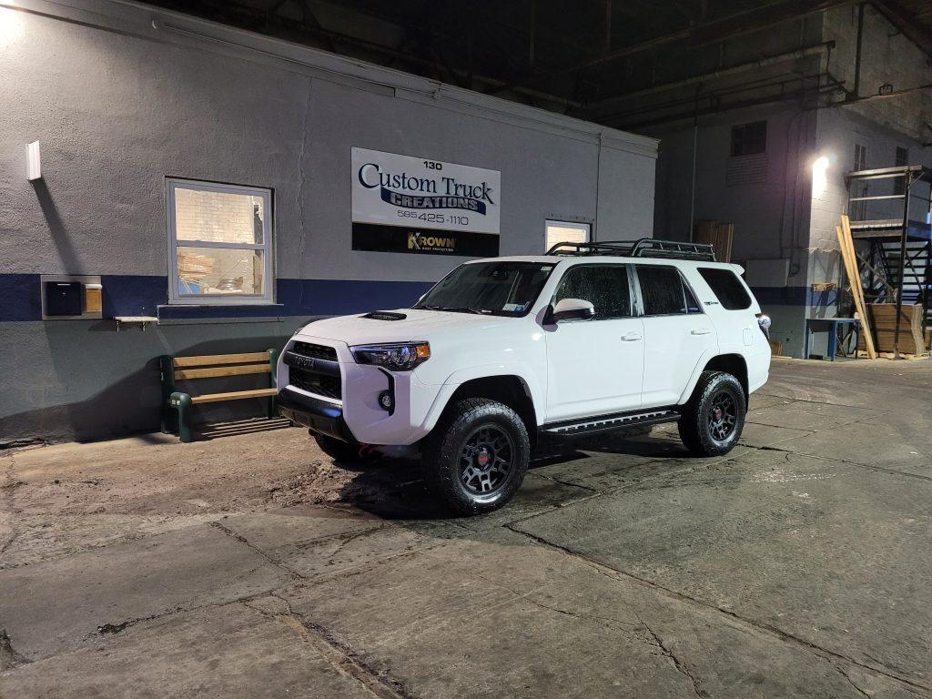 Toyota 4 Runner TRD 3in leveling kit