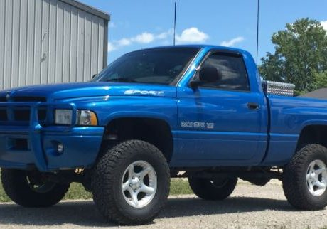 2 inch Front leveling kit ram 1500