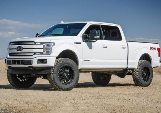 7 Ford F150