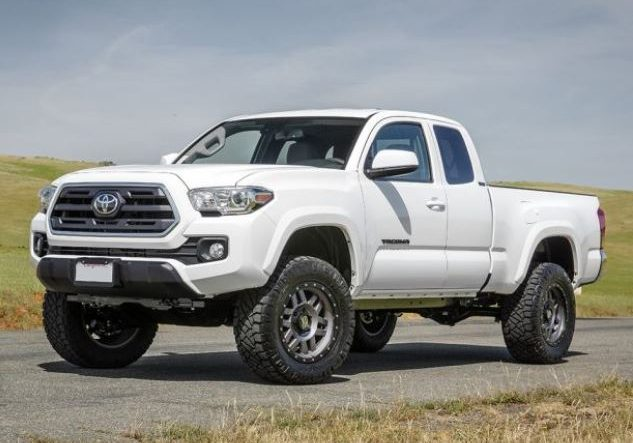 RL 3inch front 2 r toyota tacoma