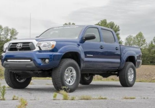 Toyota 3 inch Suspension lift